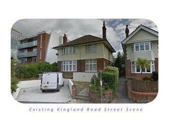 Thumbnail 4 bed detached house for sale in Kingland Road, Poole