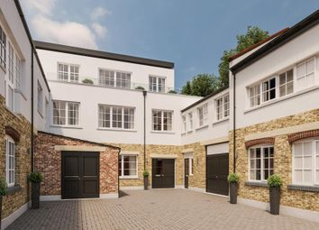 Thumbnail 3 bedroom flat for sale in Cornwall Works, London