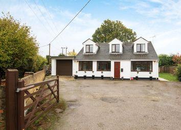 Thumbnail 5 bed detached house for sale in Orchard Road, Badshot Lea, Farnham, Surrey