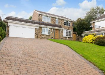 Thumbnail 5 bed detached house for sale in Adel Mead, Leeds