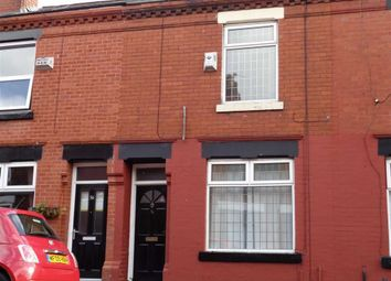 Thumbnail 4 bed terraced house to rent in Hobart Street, Manchester