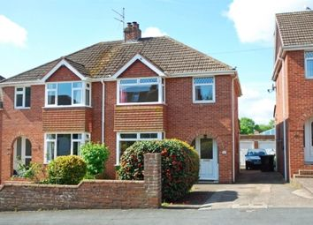 Thumbnail 3 bed property to rent in Warwick Road, Exeter