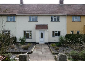Thumbnail 3 bed terraced house to rent in Whitecross Houses, Cheriton Fitzpaine, Crediton