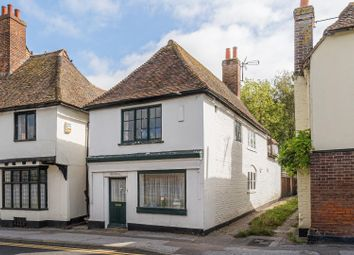 High Street, Wingham, Canterbury CT3. 3 bed semi-detached house