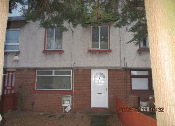 Thumbnail 3 bed flat to rent in Westerton Road, Grangemouth