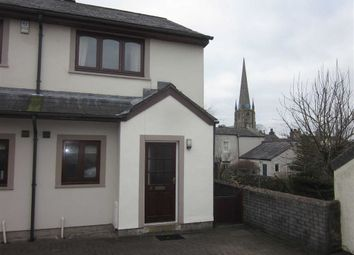 Thumbnail 2 bed semi-detached house to rent in Whinfell Avenue, Cockermouth