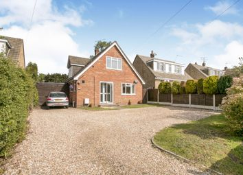 Thumbnail 3 bed detached house for sale in Lake Road, Verwood