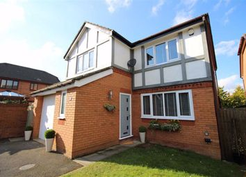 Thumbnail 4 bed detached house for sale in Cherry Close, Kirkham, Preston