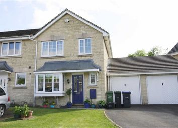 Thumbnail 3 bed end terrace house for sale in Sutherland Crescent, Chippenham, Wiltshire