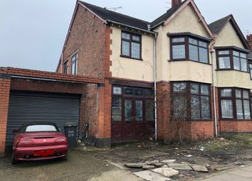 4 bed semi-detached house for sale in East Park Road, North Evington, Leicester LE5