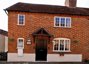 Thumbnail 3 bed cottage for sale in Church Street, Marton, Rugby