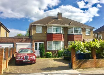 Thumbnail 4 bed semi-detached house for sale in Watery Lane, Hayes
