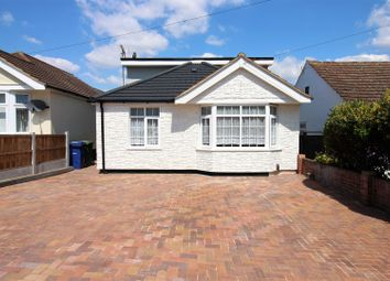 Thumbnail 3 bed detached bungalow for sale in Boscombe Avenue, Little Thurrock, Grays