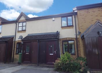 Thumbnail 2 bed terraced house to rent in Little Orchards, Aylesbury, Buckinghamshire