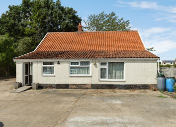 Thumbnail 3 bed detached bungalow for sale in Yarmouth Road, Ellingham, Bungay