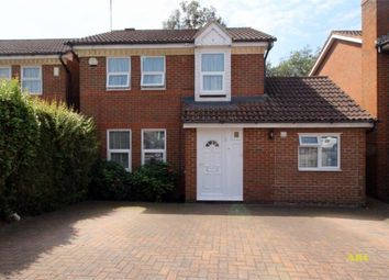 Thumbnail 4 bed detached house for sale in Hamonde Close, Edgware, Middlesex
