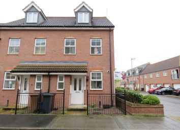 Thumbnail 3 bed end terrace house for sale in Riverside Drive, Lincoln