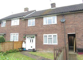 Thumbnail 3 bedroom terraced house for sale in Robin Hood Drive, Bushey