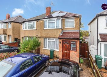 Thumbnail 3 bed semi-detached house for sale in Barton Way, Croxley Green, Rickmansworth
