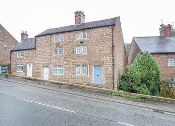 Thumbnail 2 bed end terrace house for sale in The Hill, Cromford, Matlock