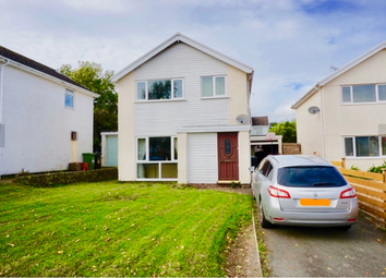Thumbnail 3 bed detached house for sale in Mill Bank Estate, Llandegfan