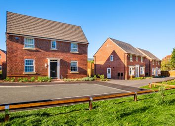 "Thumbnail 3 bed detached house for sale in ""Hadley"" at Whetstone Street, Redditch"
