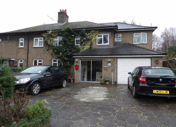 Thumbnail 4 bed semi-detached house for sale in Addington Village Road, Addington Village, Croydon, Surrey