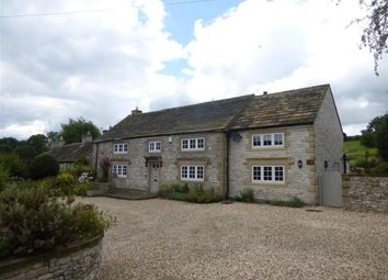 Thumbnail 4 bed detached house to rent in Little Longstone, Bakewell