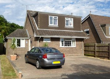 Thumbnail 4 bed detached house for sale in Bolderwood Close, Bishopstoke, Eastleigh