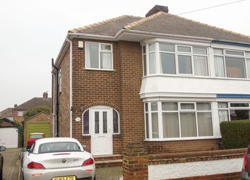 Thumbnail 3 bedroom semi-detached house for sale in Whitton Road, Stockton-On-Tees