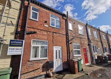 Thumbnail 2 bed terraced house for sale in Back Duke Street, Featherstone, Pontefract