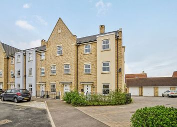 Thumbnail 4 bedroom town house for sale in Buttercup Avenue, Eynesbury, St. Neots