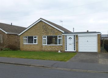 Thumbnail 3 bed detached bungalow for sale in Derwent Close, North Hykeham, Lincoln