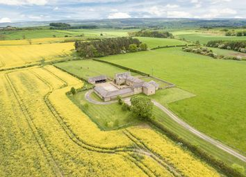 Thumbnail Farmhouse for sale in Newton Fell Farmhouse, Newton, Stocksfield, Northumberland