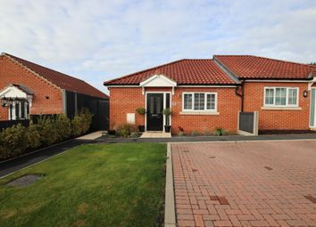 Thumbnail 1 bed semi-detached bungalow for sale in Teulon Close, Hopton, Great Yarmouth