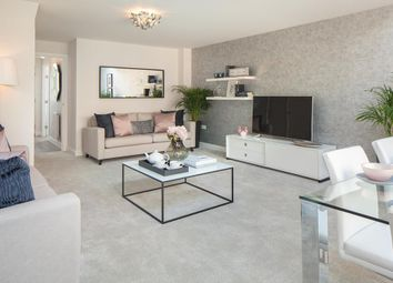 "Thumbnail 4 bed semi-detached house for sale in ""Woodcote"" at Phoenix Lane, Fernwood, Newark"