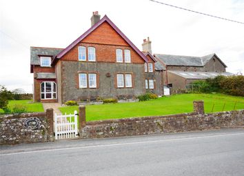 Thumbnail 5 bed detached house for sale in Church Stile Farm, Drigg, Holmrook, Cumbria