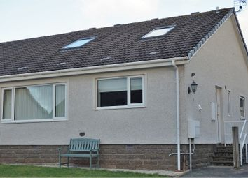 Thumbnail 4 bed semi-detached house for sale in Golf Road Park, Brechin