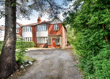 Withington Road, Whalley Range, Greater Manchester M16. 4 bed semi-detached house