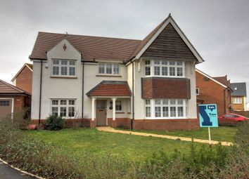 Thumbnail 4 bedroom detached house for sale in Hermitage Wood Road, Bristol