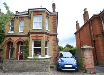 Thumbnail 5 bed semi-detached house for sale in Cargate Avenue, Aldershot, Hampshire