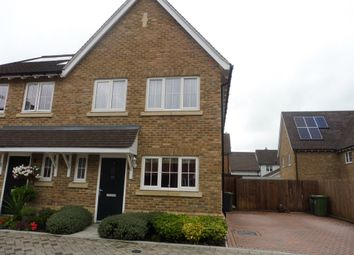 Thumbnail 3 bed semi-detached house for sale in Horwood Way, Harrietsham, Maidstone