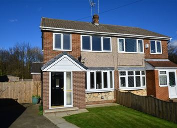 Thumbnail 3 bed semi-detached house to rent in Sussex Crescent, Castleford