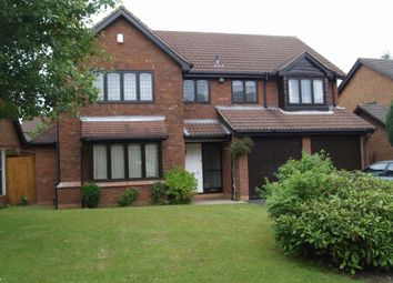Thumbnail 4 bed detached house to rent in Mclean Drive, Priorslee, Telford