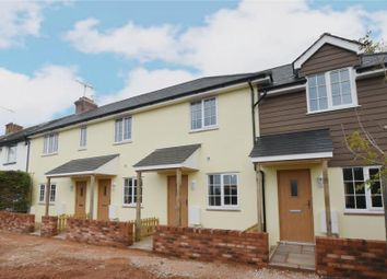 Thumbnail 2 bed end terrace house for sale in Park View, Broadway, Woodbury, Exeter
