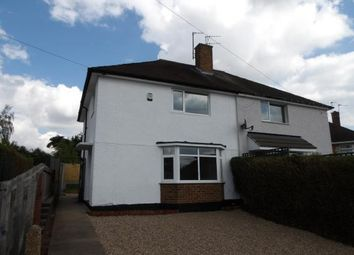 Thumbnail 3 bed semi-detached house for sale in The Glade, Clifton, Nottingham, Nottinghamshire
