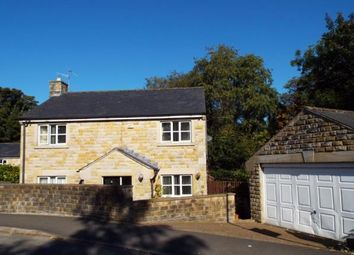Thumbnail 4 bedroom detached house for sale in Wood Lane, Hayfield, High Peak, Derbyshire