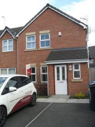 Thumbnail 3 bed semi-detached house to rent in Albury Close, Regency Park, Warrington