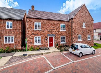 Thumbnail 3 bed semi-detached house for sale in Baker Drive, Kempston, Bedford