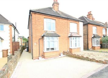 Thumbnail 2 bed semi-detached house for sale in Worplesdon Road, Guildford, Surrey